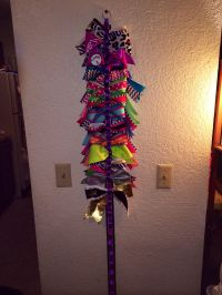 Cheer Bow Holder | Cheer | Pinterest | Cheer Bow Holders ...