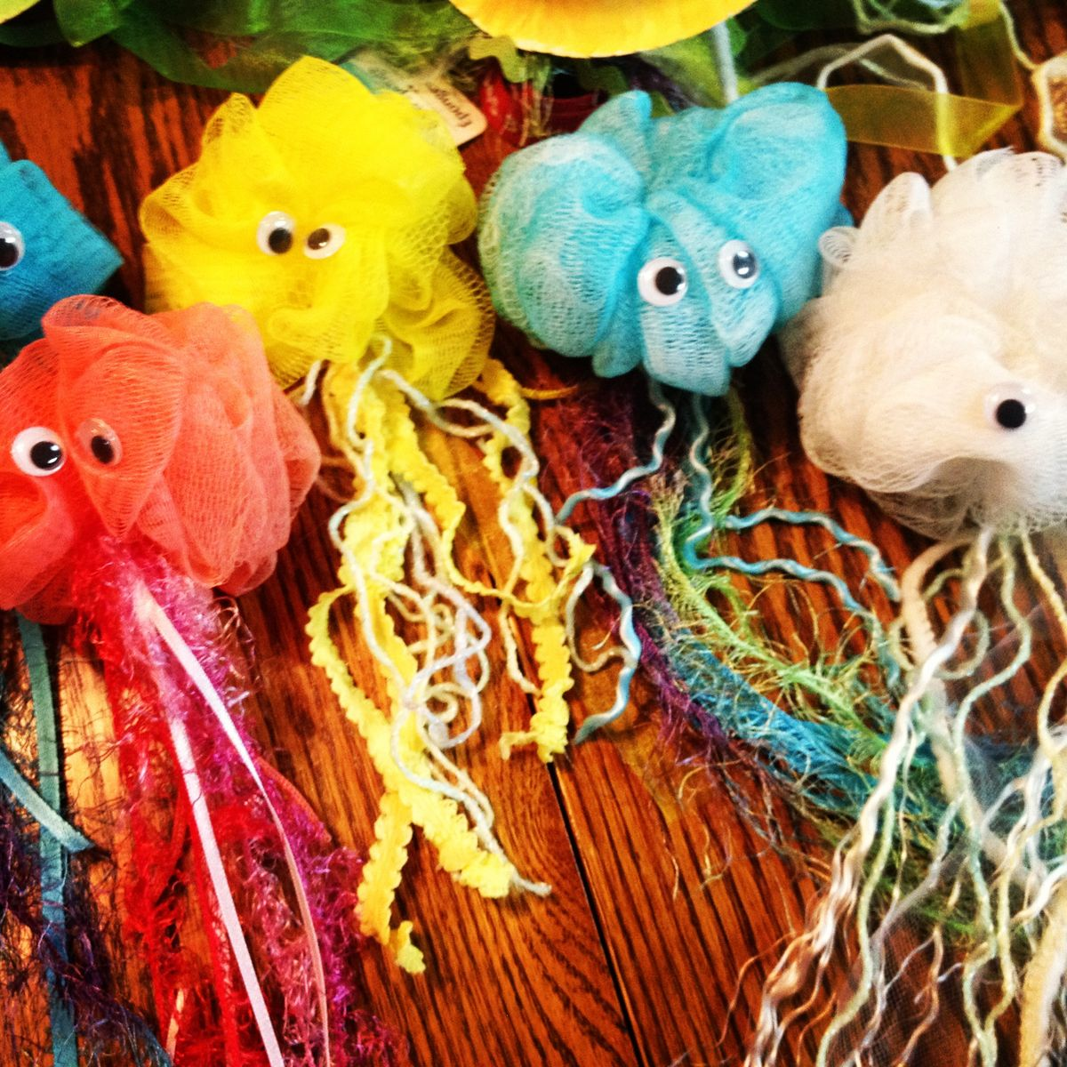 Ideas About Jellyfish Crafts