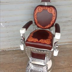 Keller Barber Chair Jumbo Rocking Cushions Quotbaron Quot With Heavy Duty Pump Final Salon