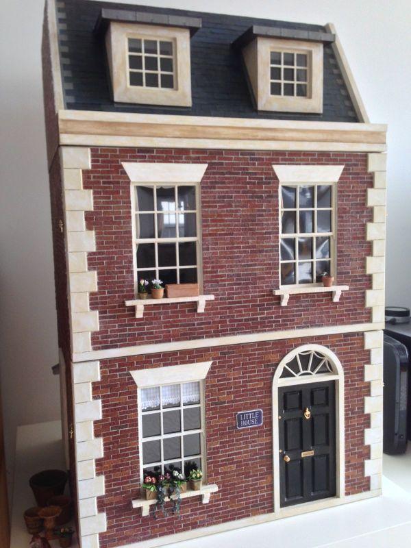 1000 dollhouse exteriors