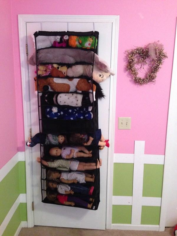 American Girl Doll Shoe Storage