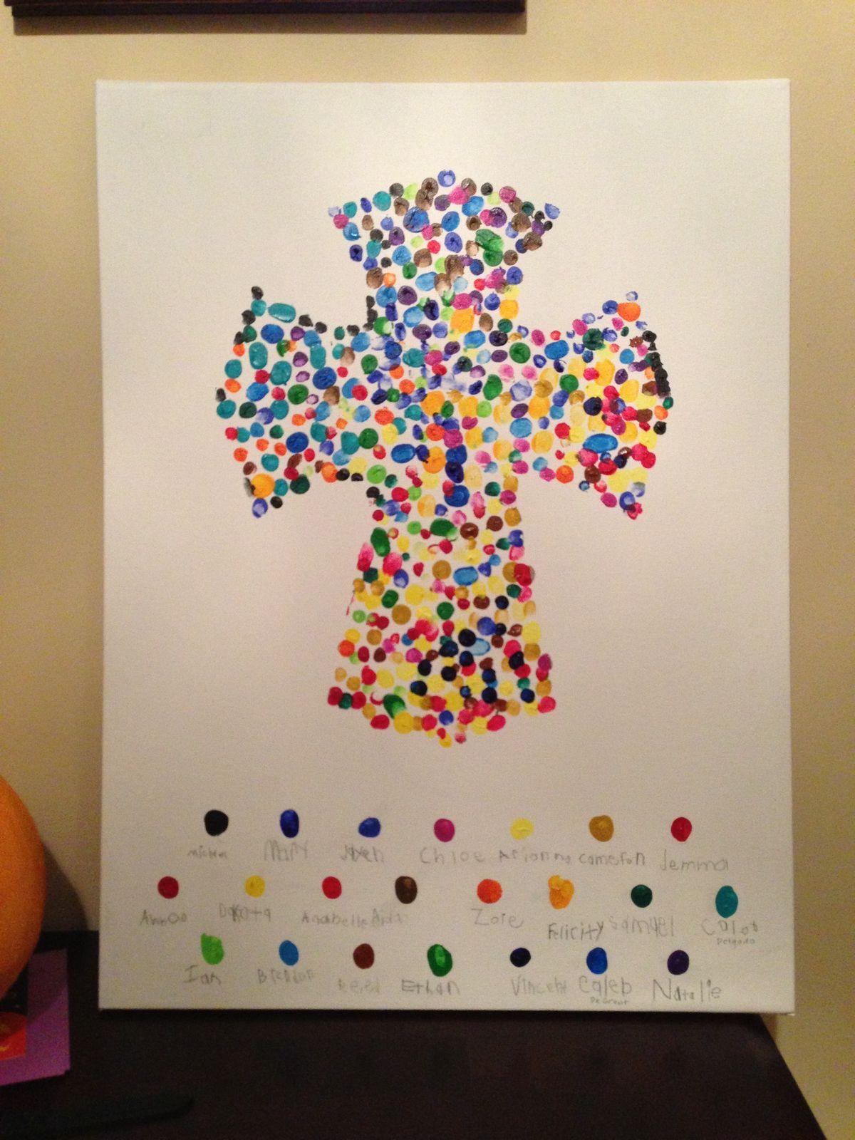Church Nursery Cute Poster And Lights