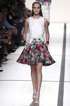 Elie Saab - #PFW Spring Summer 2014