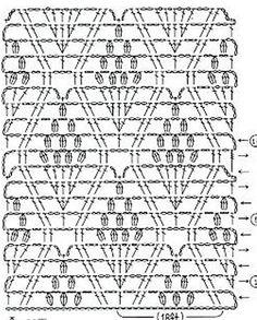 Vintage Filet Crochet Pattern Chair Backoval Doily Birds