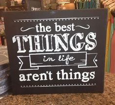 Cute Kitchen Chalkboard Quotes QuotesGram