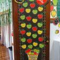 Door decorations on pinterest red ribbon week door decorating
