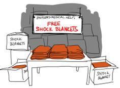BBC Sherlock Fandom Shock Blankets image