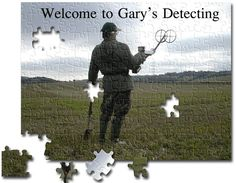 Metal Detecting information and detector reviews this UK web site has the latest news pictures and help guides  Gary's metal detecting web site is an Aladdin's cave full of metal detector information and tips.  Look out for articles about new deep seeking metal detectors if you are looking for buried coins and relic hunting.  Coin shooting and treasure hunting, is now a very popular hobby, come along to a 2012 metal detecting rally and meet other UK detectorists.