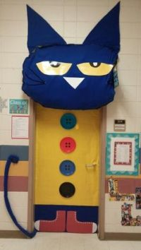 Pete the Cat Decorations - Bing images