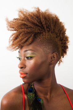 Inspiration Tapered Afro Hair Afrogenik