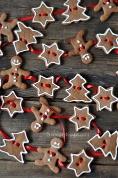 adorable Gingerbread Garland