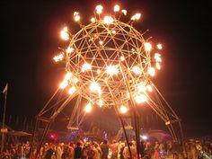Go to burning man festival