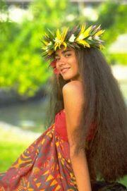 polynesian women