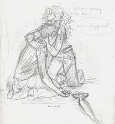 by burdge: Percy wanted to tell her it was okay, but of