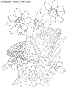 patrones flores bordadas on Pinterest