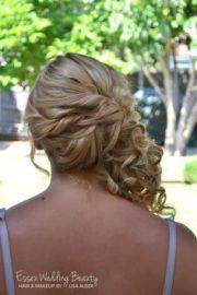 side curls wavy