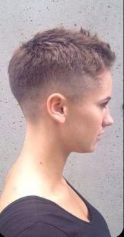 ladies ultra short haircuts