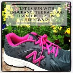 Scripture tells us to run the race God has for us with endurance. Do you have the right shoes to keep your soles healthy for your race with God? Read full article at ww.moretobe.com