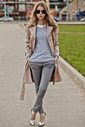 Do not forget to mix grey and taupe together. Love it. And add a little bit of silver!!! Perfect.