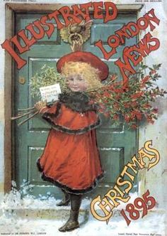 Christmas Vintage Cards On Pinterest 96 Pins