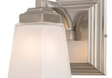 Roth Elloree 3 Light Brushed Nickel Vanity Light Lowes