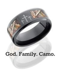 Camo Wedding Rings on Pinterest | Camo Rings, Camo Wedding ...