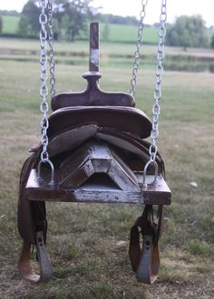 a saddle swing!