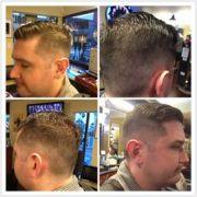 men's cuts & styling