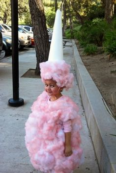 Cotton Candy Costume
