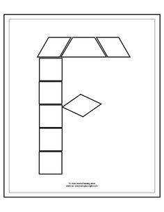 Pattern Block templates at makelearningfun.com