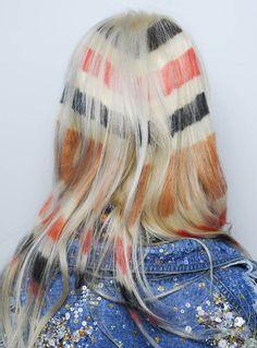 hair chalk on pinterest hair chalk cotton candy hair and hair