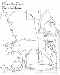 Fun Worksheets and Coloring Pages on Pinterest