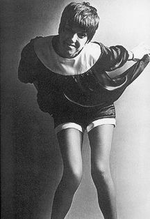 Mary in Mary Quant