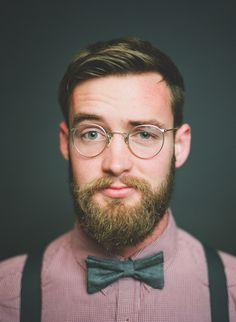 barbe de hispter clever