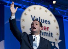 Ted Cruz responds to hecklers at Values Voter Summit | WashingtonExaminer.com