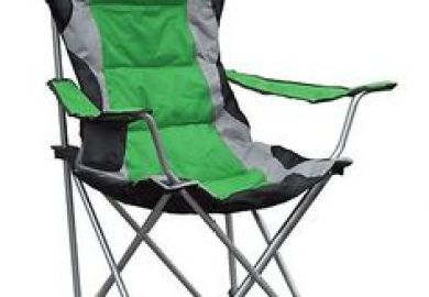 Camping Chair With Footrest Sears