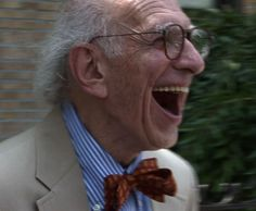Eric Kandel - Ashkenazi jew who escaped Nazi infested Vienna to become a brilliant neuropsychiatrist. His work on memory (which inspired Proust Was A Neuoscientist, written by a member of his lab) is brilliant, he co-hosted an excellent series on the brain with Charlie Rose, fought anti-semitism in Vienna, and is doing much needed advocacy for the bridge between psychiatry and neuroscience.  what a mensch.