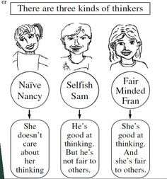 Fairminded Critical Thinking on Pinterest