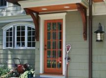 Cape Cod Renovated into Craftsman Style Home The ...