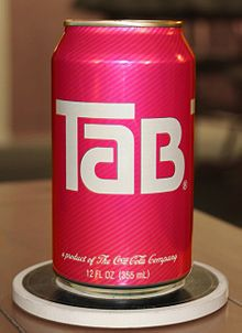Tab. Tab soda...one of the first calorie free sodas...