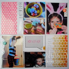 In The Cat Cave: Project Life + Stampin' Up! = Love | AWW