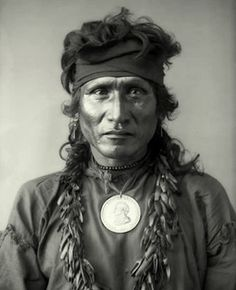 Red Fish  -Dakota Sioux
