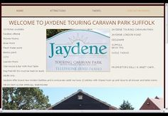 WELCOME TO JAYDENE TOURING CARAVAN PARK SUFFOLK. http://www.jaydenetouringcaravanpark.co.uk/