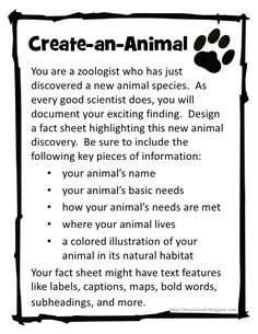 animal worksheet: NEW 312 ANIMAL ADAPTATION WORKSHEET 4TH