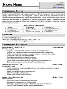 Resume Samples On Pinterest Assistant Principal Resume