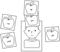Apple Early Learning Education Ideas on Pinterest