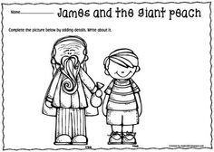 James and the Giant Peach on Pinterest