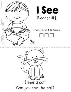 Preschool Early Reading/Literacy Centers on Pinterest