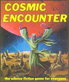 I can't really say that Cosmic Encounter inspired any specific game I've developed in my career, but shurely inspired me in the decision to be a game designer. On my opinion, one of the most original game concept ever and the game I've played more times in my life. I really wish I had designed it.