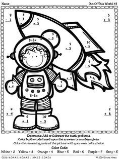 Number Kids Clip Art: Including Teen Numbers